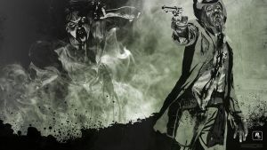 Undead Nightmare Wallpaper by Dead-Standing-Tree