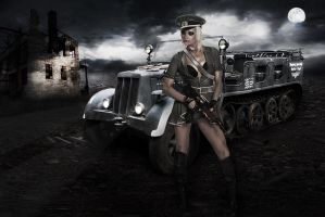 War Zone by H100-Photography