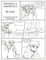 Ranma 1/2 Growth 2 Pg1 by GrandMasterLucilious
