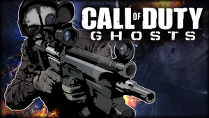Call of Duty: GHOSTS by iTakerMetal