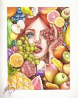 Drowning In a Fruit Salad by BKLH362