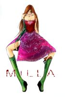 MY FRIENDS 2_Vivian by MillaMashiro