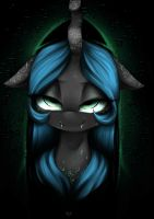 Chrysalis - The Twilight Princess by grandifloru