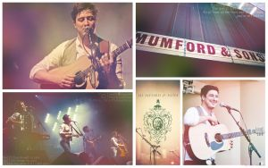 Mumford and Sons Wallpaper by carolmunhoz