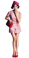 Tiffany Snsd Japan 2nd Tour -Girls And Place- PNG by cnblueeeex33