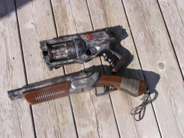 Nerf Zombie Guns 2 by sonic-reducer