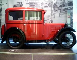1928 BMW Dixi 3/15 DA by someoneabletofindana