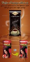 Coffee Package Mock-up by idesignstudio