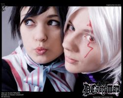 D.Gray-man : Inattention by fabricatedeclipse