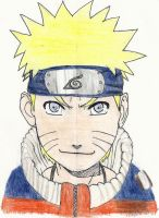 Naruto by Gamerwolfgirl