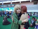 Germano_NyoGermany and Romano by Acilegna27