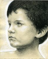 Tea Sketch No. 2 by MichaelShapcott