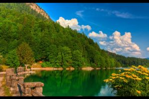 Dreamlake bay by sylaan
