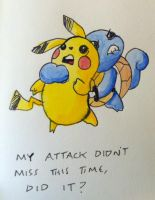 Squirtle's attack missed by grizlyjerr