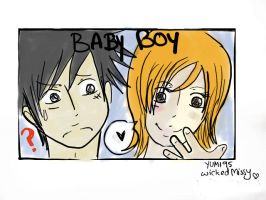 it's a Baby Boy by yumi95
