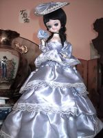 vintage dolly by curlytopsan
