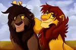 Virro and Rudo by ShaggyTramp