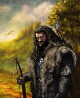 Thorin Oakenshield by ArtofOkan