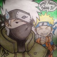 justDEF - Naruto 4 Jenny [Gift] by Just-Def