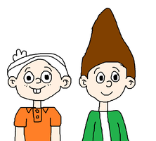 Lincoln Loud and Joey Felt by MikeEddyAdmirer89