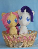 Basket of Cute~ by PlushPrincess