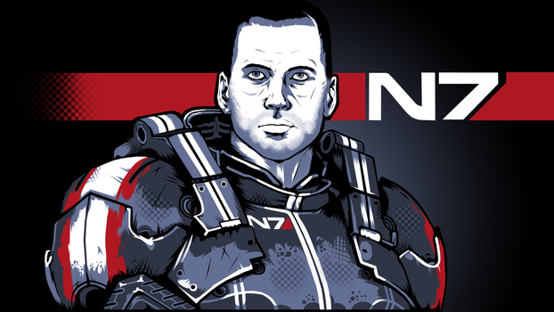 Shepard Commander by Auto-save