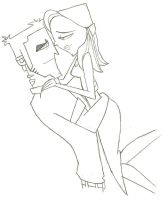 Manitoba and Svetlana by tiger07135