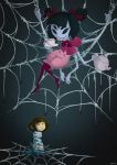 Muffet and Frisk by Kehmy