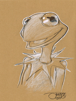 $25 Kermit by JeremyTreece