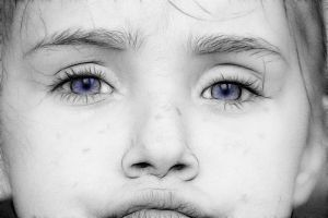 Blue Eyes by MyImaginaryVisions