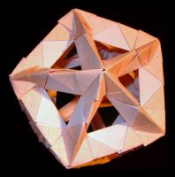 Platonic solid by wolbashi