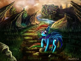 Through the Valley by CalebP1716