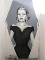 Grace Kelly by n4t4