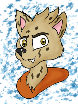 Niles the Gnoll by Count-Toon