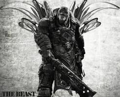 The Beast by RyanWallpapers
