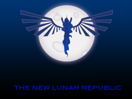 The New Lunar Republic poster by RYANBOSSXX