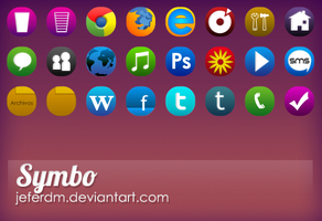 Symbo icons by JeferDM