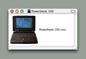Powerbook 100 by smhill