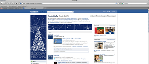 FACEBOOK PROFILE by snok-daffy