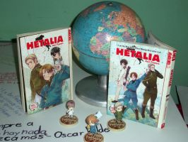 My Hetalia Collection II by Ale-L