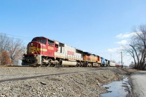 BNSF and NS 31K 2-12-09 by the-railblazer