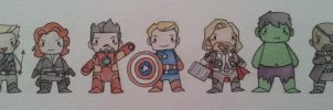 Biddy Avengers. by Punkn13
