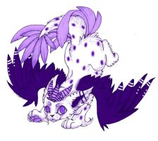 Lioness Fidel Auction CLOSED by Inner-Realm-Adopts
