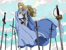 The Holy Knight Griffith by ChivalrousKnight