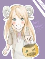 Happy Halloween! by MayaNara