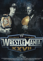 Wrestlemania XXVII. by ZT0