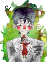 the borrower arrietty by ClownOfDream