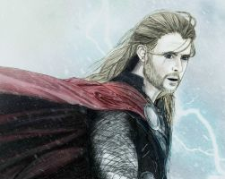 Thor - The dark world by Thor-Link