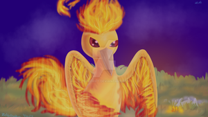 Moltres by Zephyrift