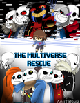 The Multiverse Rescue by AniiTaRuiz